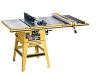 sliding table saw 10 "