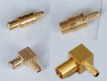 SMA coaxial connector max. 6 GHz, 50 - 75 Ω | MCX Volex