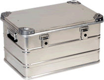 small aluminum container 29 - 415 l, max. 1 180 x 780 x 500 mm | A METALCONSTRUCT Zrt