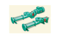 small capacity progressive cavity pump max. 16.5 m3/h, max. 24 bar | RD series Roto pumps ltd.