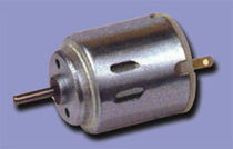 small DC electric motor 3 VDC, 1 - 3 W | BRT, BRF Series Hua Ning Technologies