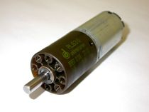 small DC electric motor  Dunkermotoren GmbH