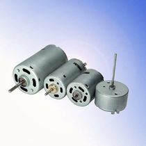 small permanent magnet DC electric motor  Source Engineering Inc.