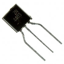 small-signal transistor 2N4403 series  Fairchild Semiconductor