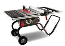 small sliding table saw  Sawstop