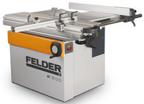 small sliding table saw K 500 Felder KG