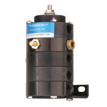 snap-action pneumatic relay max. 100 psig | Mite series ControlAir
