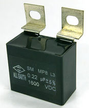 snubber capacitor for IGBT 0.1 - 4.7 µF | MPR All Earth Technology
