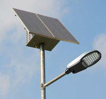 solar LED street light 80 - 90 Wp | Powerled 30 K  Helios Technology