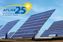solar simulation test equipment for photovoltaic panel  Atlas 25+® Atlas Material Testing Technology