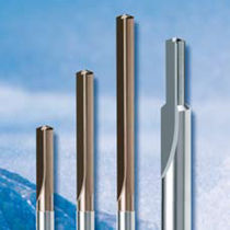 solid carbide single-lip drill bit  H.A.M. Precision