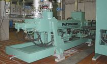 solids piston pump max. 200 m³/h | HSP Putzmeister