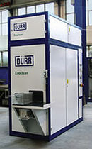 solvent cleaning - degreasing machine (vapor)  D&uuml;rr Paint Systems