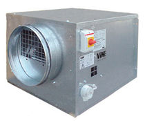 soundproof ventilation box max. 180 Pa, 400 °C | JBEB VIM