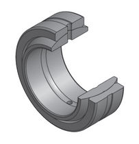 spherical plain bearing ID : 4 - 300 mm, OD : 12 - 430 mm | GE··E series WSW Wälzlager