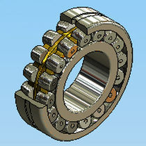 spherical roller bearing ID : 25 - 400 mm, OD : 52 - 600 mm, 40 000 - 7 906 000 N AST Bearings