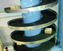spiral conveyor  Shin Heung Machine Company (SMC)