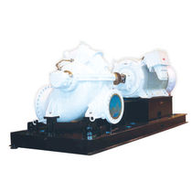 split case centrifugal pump 11 355 m3/h, API-610, ISO 13709, 300 psig | 3610  series Goulds Pumps