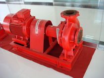 split case fire pump  DeTech Pumps Company Ltd.