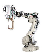 spot welding robot 166 - 210 kg | SRA166/210-01A NACHI-FUJIKOSHI CORP.