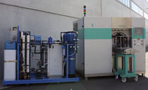 spray, immersion and ultrasonic cleaning machine 2CRD NOVATEC srl - Surface Finishing Technology
