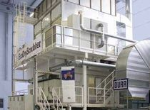 spray scrubber (dry srcubbing)  D&uuml;rr Paint Systems