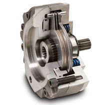 spring applied, hydraulic release multi-disc brake SAE series Matrix International