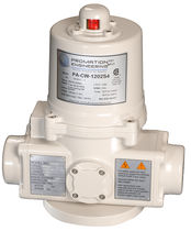 "spring-return electric valve actuator 450 ""lbs (50 Nm), NEMA 4X 