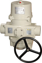 "spring-return electric valve actuator with manual override 1750 ""lbs (200 Nm), NEMA 4X 