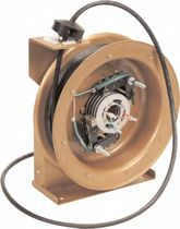 spring rewind cable reel max. 50 ft | R40 series United Equipment Accessories