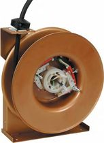 spring rewind electric cable reel max. ø 0.73 '' | R50 series United Equipment Accessories
