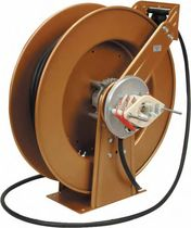 spring rewind electric cable reel max. ø 1'' | R80 series United Equipment Accessories