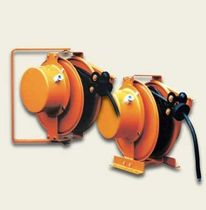 spring rewind electric cable reel RM series Cavotec