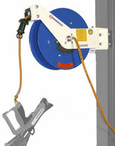 spring rewind hose reel for gas welding  RIPACK SEFMAT