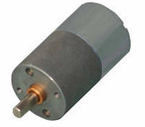 spur gear DC electric gearmotor  Source Engineering Inc.