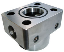 square build-in zero-point quick clamping cylinder Unilock BIG Kaiser Precision Tooling Inc.