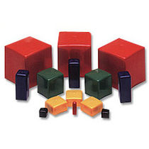 square PVC cap  StockCap