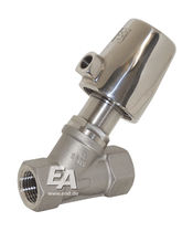 stainless steel angle seat valve 1/2"
