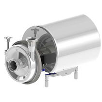 stainless steel close coupled centrifugal pump CN series CSF Inox Spa
