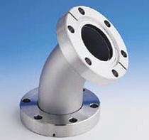 stainless steel elbow flanged coupling 1 1/3 - 6&quot;, 45&deg; MDC vacuum products