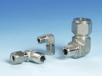 stainless steel elbow threaded fitting WE M&amp;C TechGroup Germany