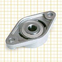 stainless steel flanged bearing unit  Ave Trans. Mec.