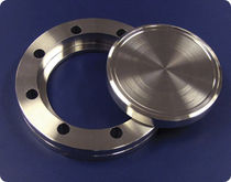 stainless steel flange  VG Scienta