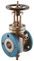 stainless steel gate valve DUCROUX Reg Technology