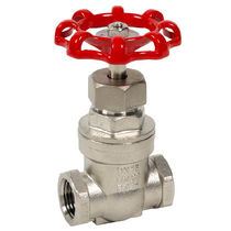 "stainless steel gate valve 1/2"" - 2"" 