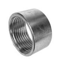 stainless steel half sleeve 1/8 - 3"