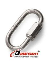 stainless steel pear quick link  Dawson Group
