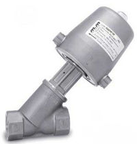 stainless steel pneumatic valve actuator DN 15 - 50 | M series, G series M & M INTERNATIONAL