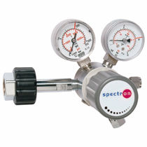 stainless steel pressure regulator max. 300 bar | FE 51 Spectron Gas Control Systems GmbH