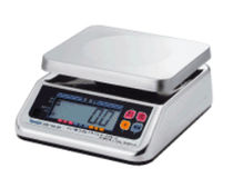 stainless steel price computing scale for food applications IP68, 3 - 12 kg | UDS-1V-WP  Yamato Scale Co
